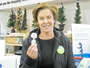 Culture Minister Aileen Carroll