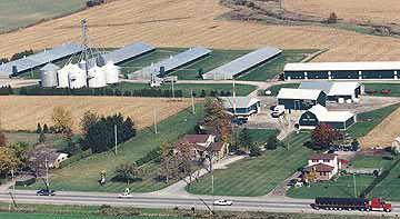 Oegema Turkey Farms, Talbotville