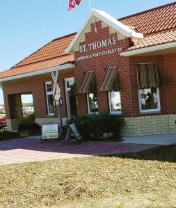 L&PS replica station