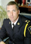 St. Thomas Police Chief Darryl Pinnell