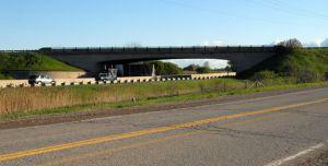 Glanworth overpass