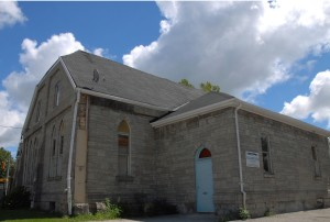 The new owners of the former Alma Street Presbyterian Church have applied to the city for a demolition permit to raze the church that dates back to 1891. The heritage building has considerable structural issues, most notable on the northwest corner pictured here.