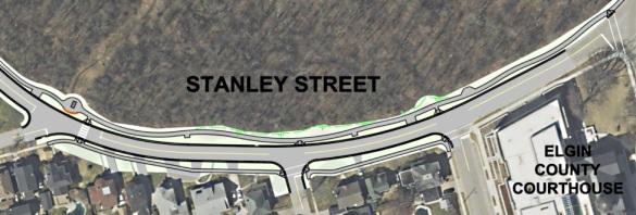 Stanley Street reconstructionjpg