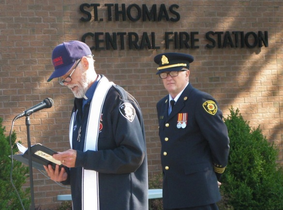 9-11 ceremony 2017