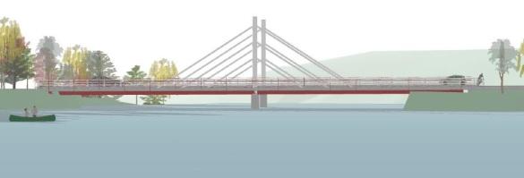 Dalewood bridge conceptual