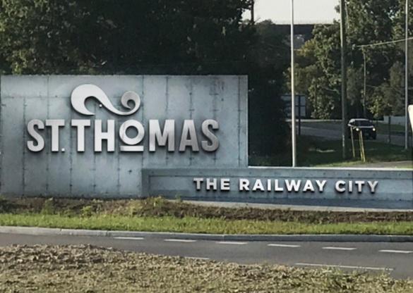 St. Thomas new logo applicationjpg
