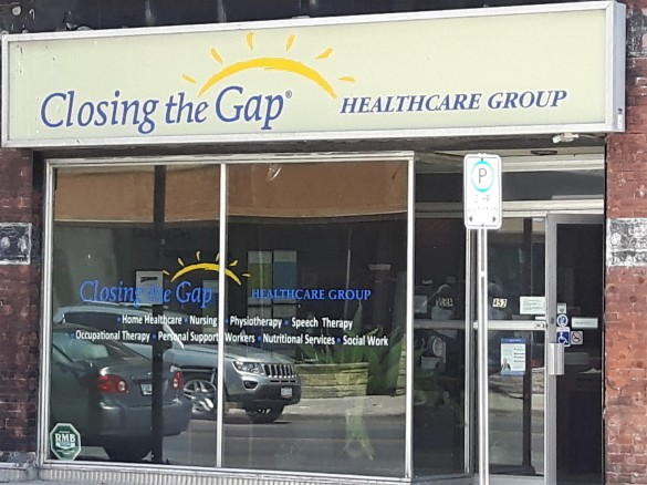 Closing the Gap exterior jpg