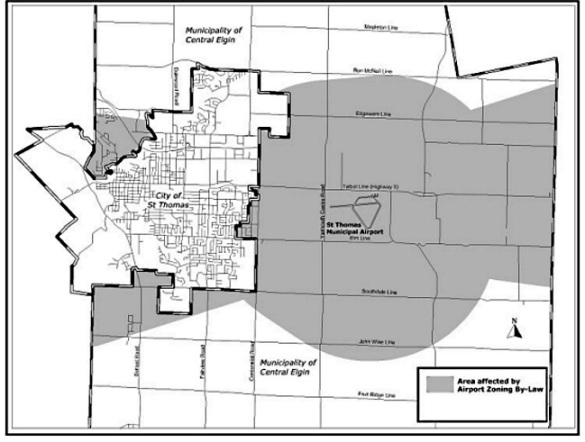 airport zoning bylaw