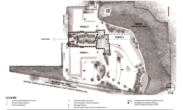 Alma College heritage areas 2 jpg