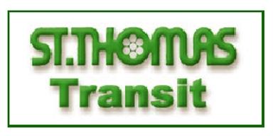 St. Thomas Transit logojpg