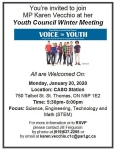 Vecchio - youth council