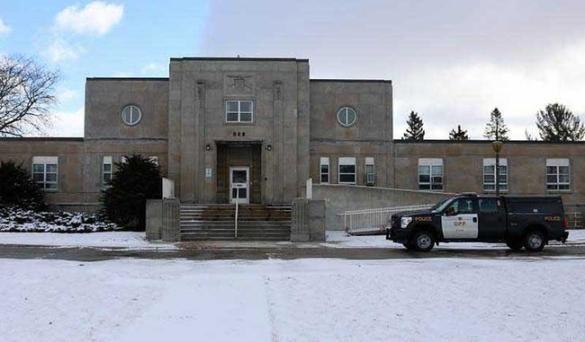 St. Thomas psych hospital
