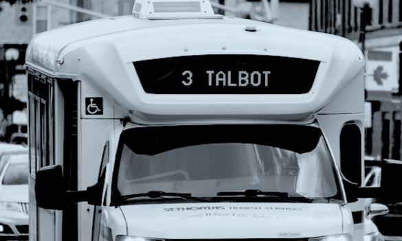 St. Thomas Transit Voyago image