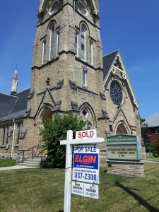 Trinity Anglican Church sold