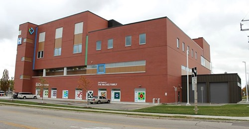 St. Thomas Elgin General Hospital north wing