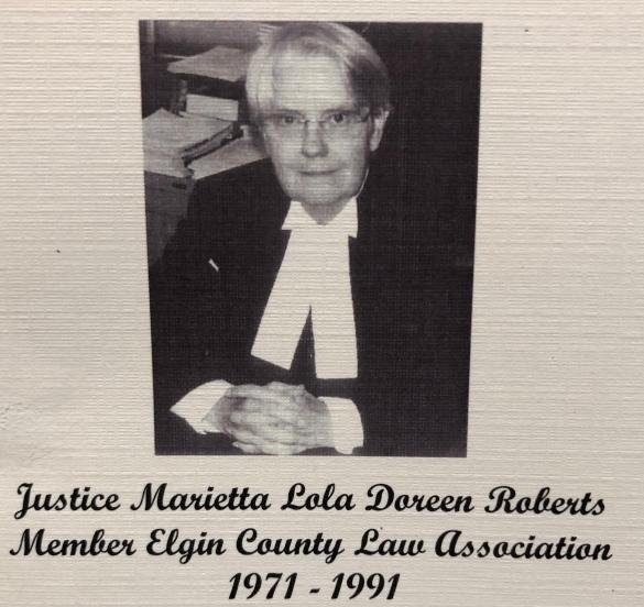Marietta Roberts