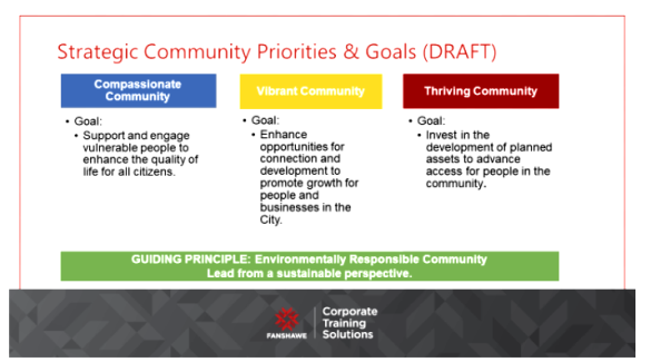 St. Thomas Strategic Plan