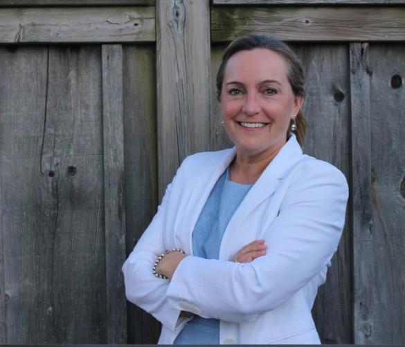 Karen Davies STEGH CEO