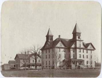 Mount Elgin Indian Residential School
