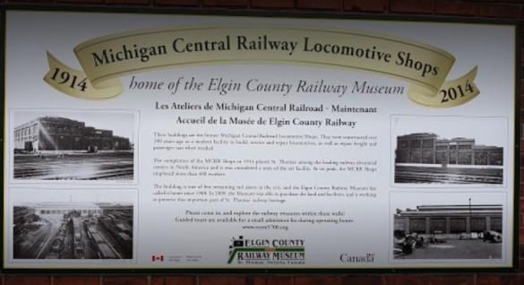 ECRM plaque