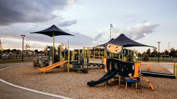 1Password Park playground