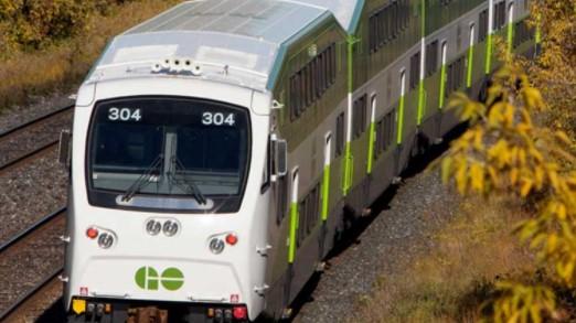 GO train Kitchener line