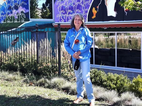 Nancy Deleary Indigenous artist Sept. 24-21 (2)