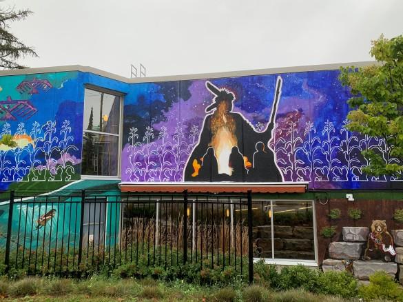 Nancy Deleary mural